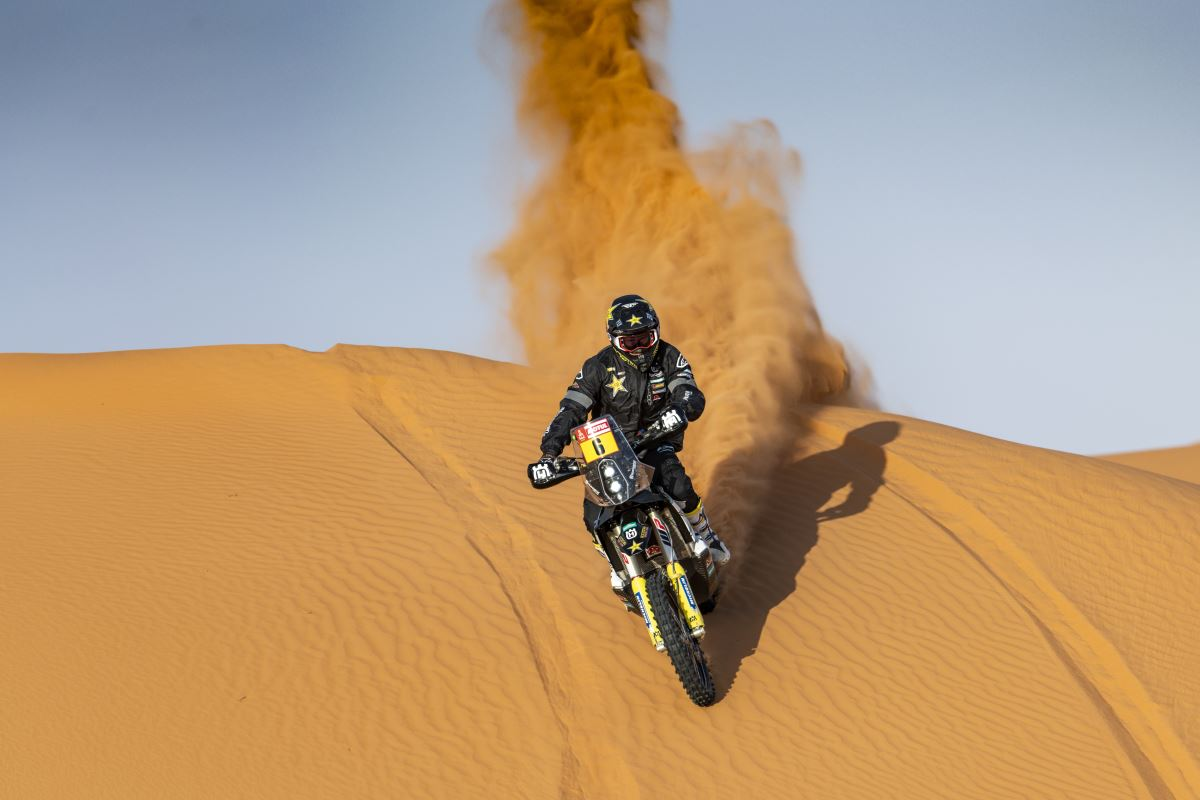 Andrew Short – Rockstar Energy Husqvarna Factory Racing - Dakar Rally stage 6 [1]