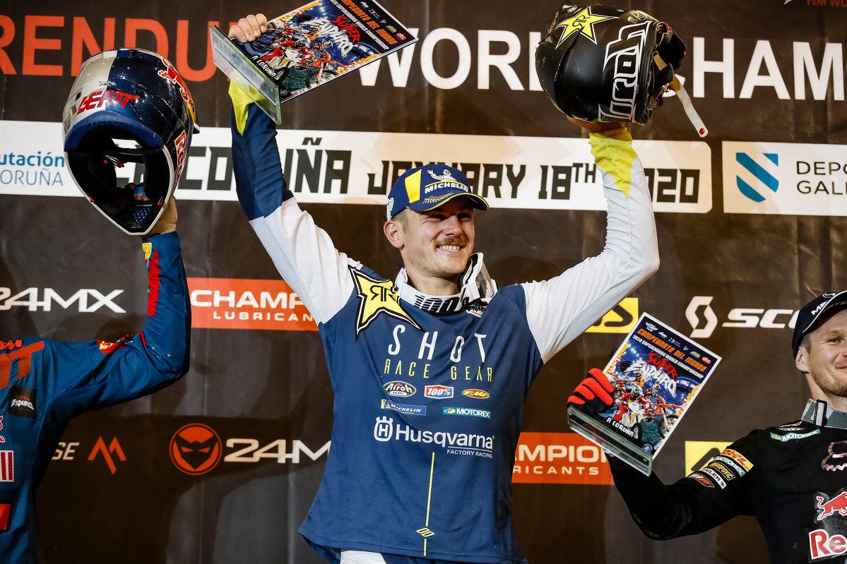 Billy Bolt - Rockstar Energy Husqvarna Factory Racing - Spanish SuperEnduro [2]