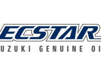 ECSTAR Suzuki Genuine oil logo [678]