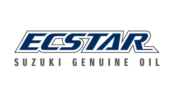 ECSTAR Suzuki Genuine oil logo [678]