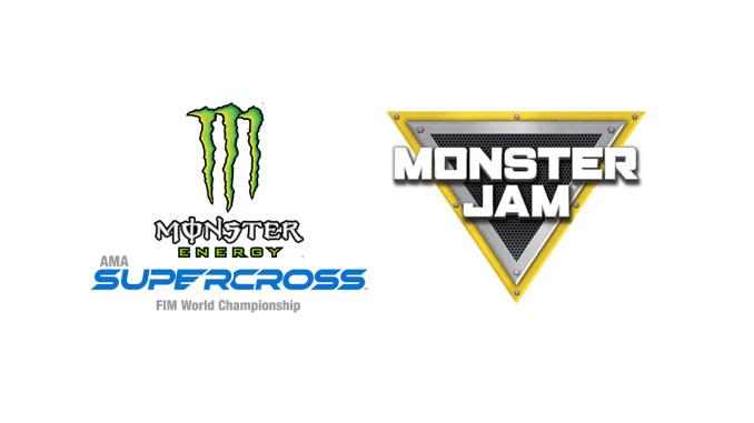 Feld Motor Sports - Monster Energy Supercross - Monster Jam [678]