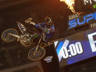 Justin Barcia Wins Monster Energy Supercross 450SX Class Season Opener for Second Straight Year [678]