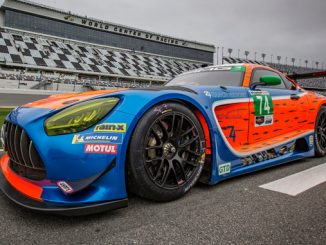 Mercedes-AMG Motorsport Customer Racing Daytona 2020