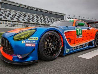 Mercedes-AMG Motorsport Customer Racing Daytona 2020