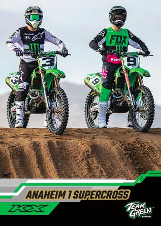 Monster Energy Kawasaki and Monster Energy:Pro Circuit:Kawasaki Introduce 2020 Collector Cards [3]