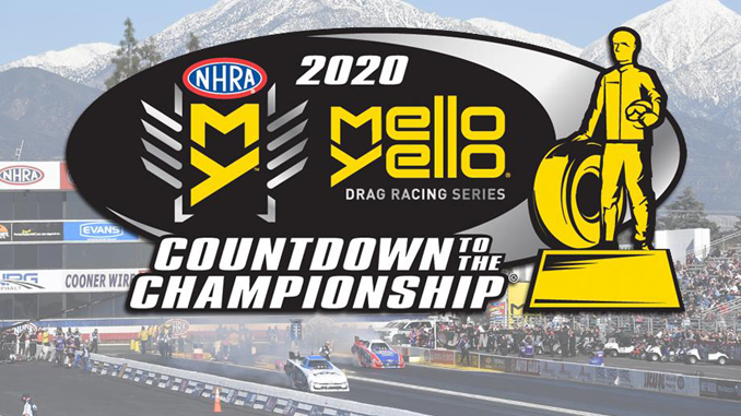 NHRA Countdown to the Championship [678]