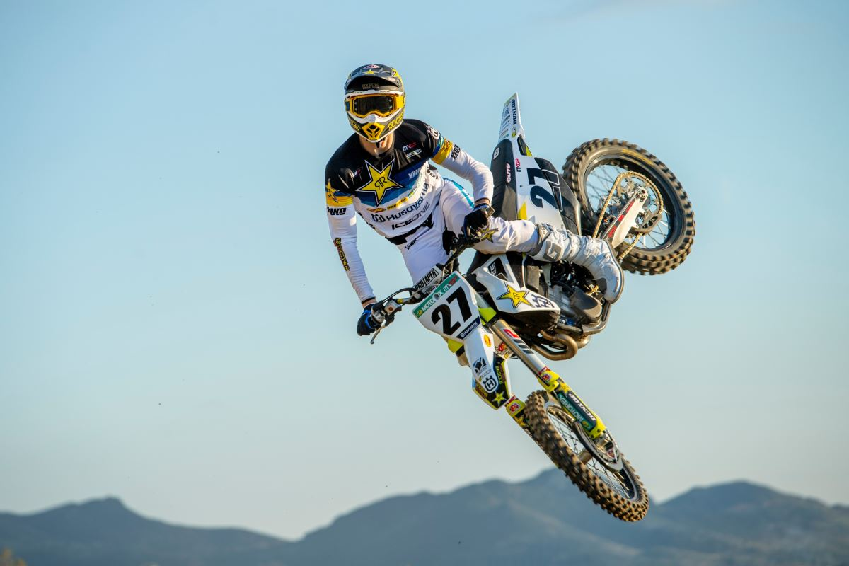 OFFICIAL IMAGERY – ROCKSTAR ENERGY HUSQVARNA FACTORY RACING 2020 MXGP TEAM - Arminas Jasikonis [1]