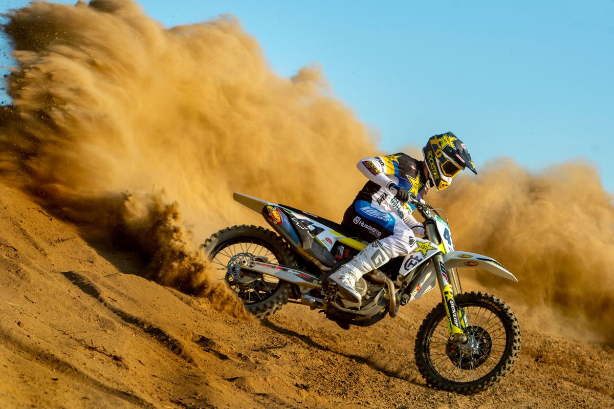 OFFICIAL IMAGERY – ROCKSTAR ENERGY HUSQVARNA FACTORY RACING 2020 MXGP TEAM - Pauls Jonass [1]