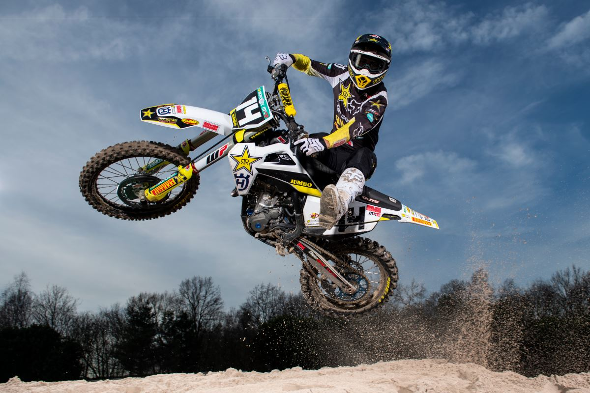 OFFICIAL IMAGERY – ROCKSTAR ENERGY HUSQVARNA FACTORY RACING - Jed Beaton
