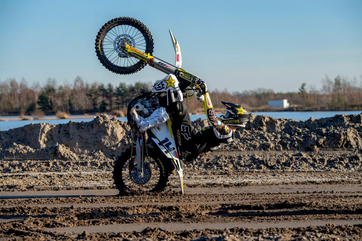 OFFICIAL IMAGERY – ROCKSTAR ENERGY HUSQVARNA FACTORY RACING - Kay De Wolf