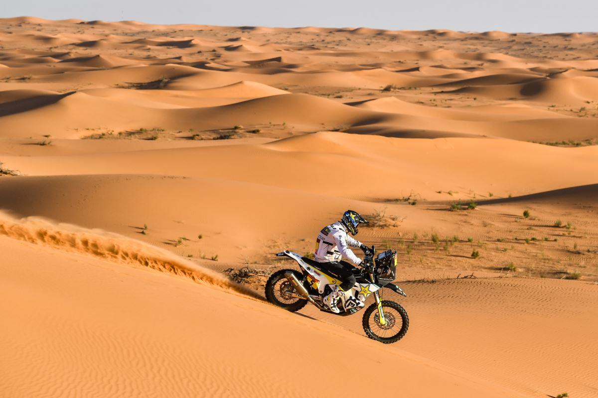 Pablo Quintanilla – Rockstar Energy Husqvarna Factory Racing - 2020 Dakar Rally stage 6 [2]