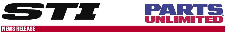 STI - Parts Unlimited banner