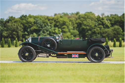1924 Bentley 3-41-2-Litre Four-Seater with coachwork in the Style of Vanden Plas