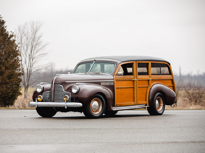 1940 Buick Super Estate Wagon