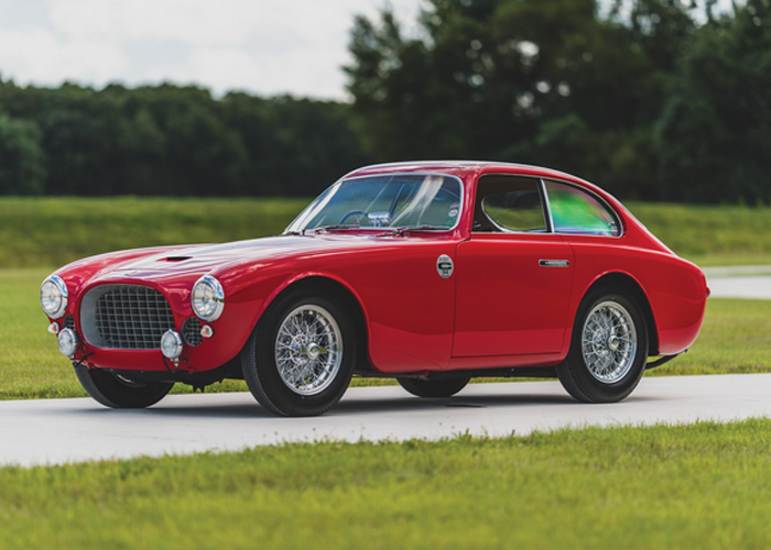 1952 Ferrari 225 S Berlinetta by Vignale