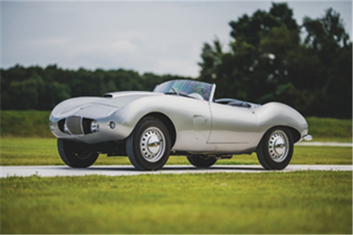 1956 Arnolt-Bristol Roaster