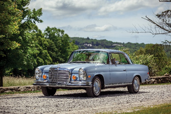 1971 Mercedes-Benz 280 SE 3.5 Coupe (Credit – Erik Fuller © Courtesy of RM Auctions)