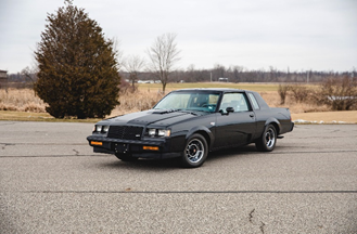 1987 Buick Grand National (Credit – Teddy Pieper © 2020 Courtesy of RM Sotheby's)