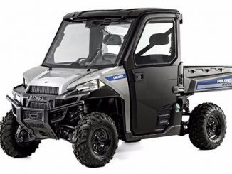 Recalled 2017 Polaris Brutus DSL HD PTO DLX [678]