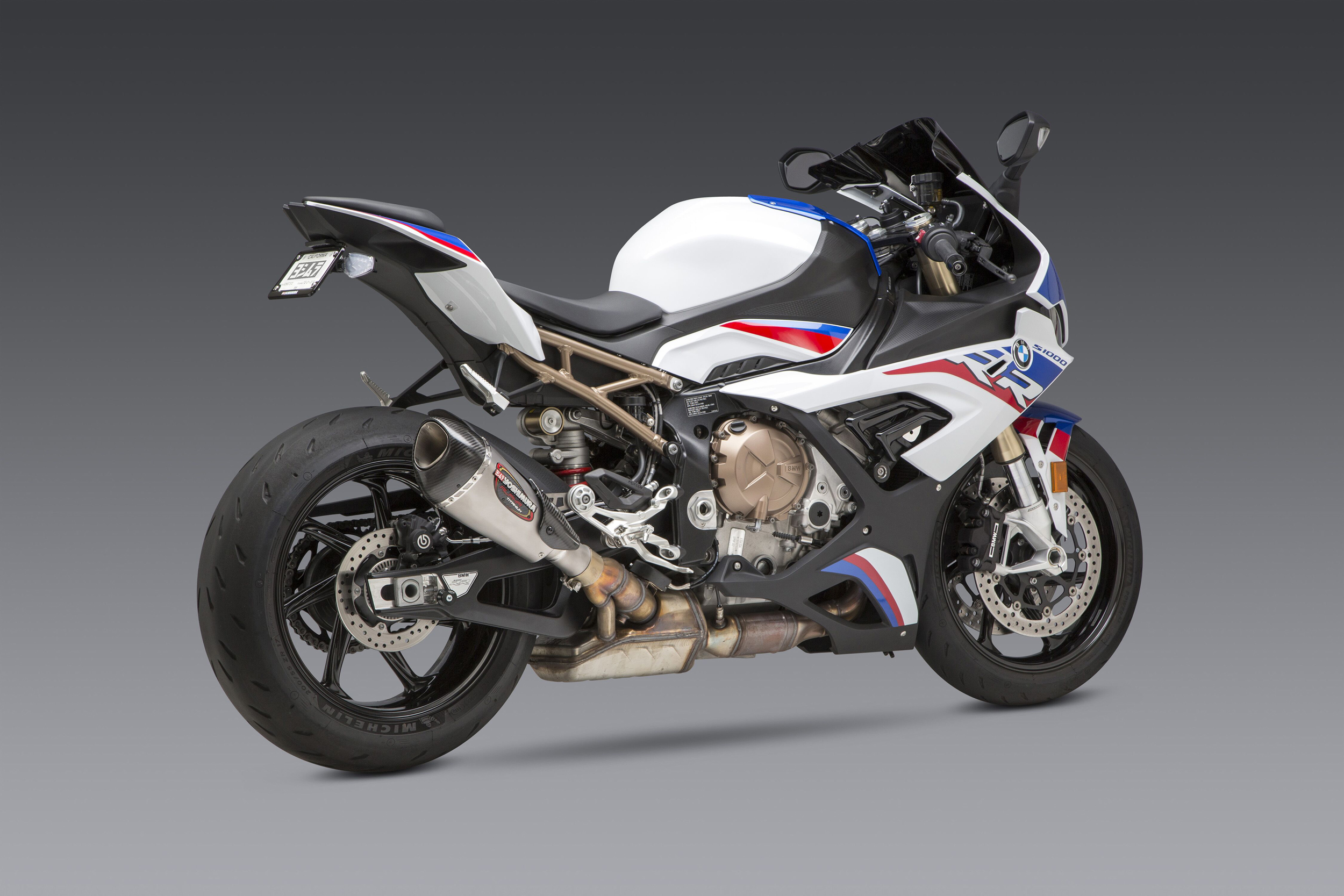 Yoshimura Introduces 2020 BMW S1000RR Exhaust [1]
