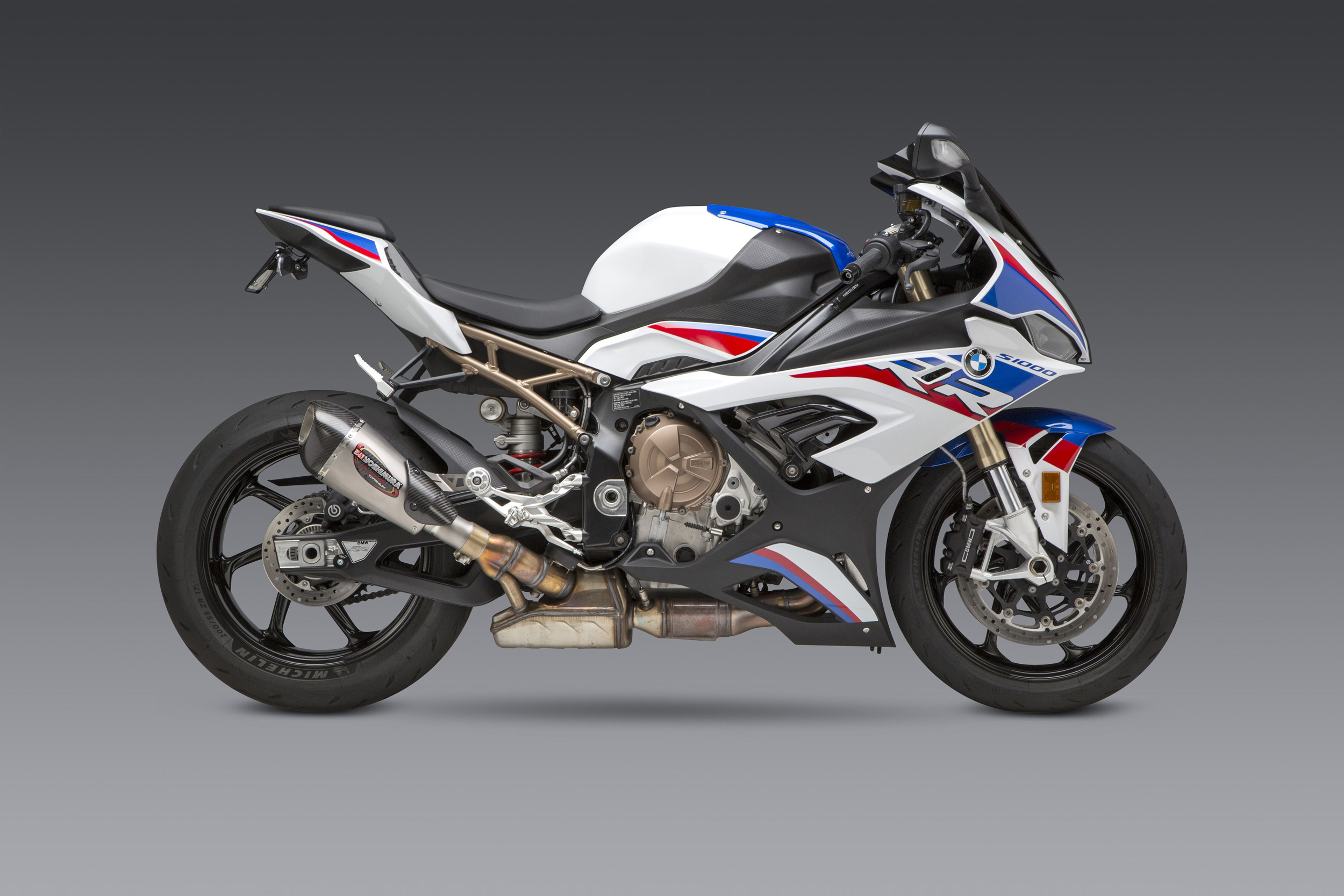 Yoshimura Introduces 2020 BMW S1000RR Exhaust [2]