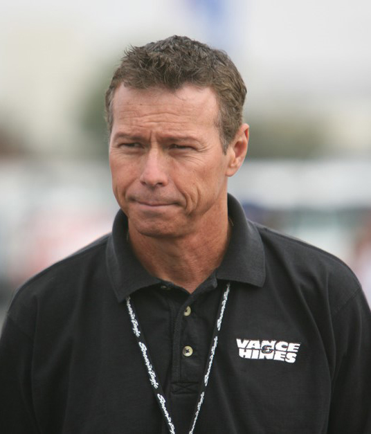 Hall of Fame drag racer and Vance & Hines co-founder Terry Vance