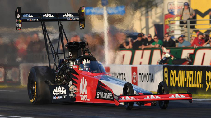 200210 For the third straight time Doug Kalitta took home a national event win at the 60th annual Lucas Oil NHRA Winternationals [678]