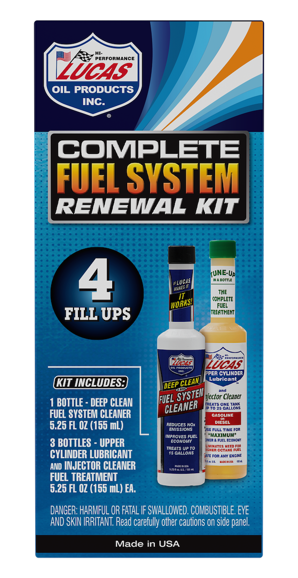 200210 Lucas Oil Complete Fuel System Renewal Kit