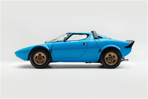 1975 Lancia Stratos HF Stradale by Bertone (Credit - Juan Rivas ©2020 Courtesy of RM Sotheby's)