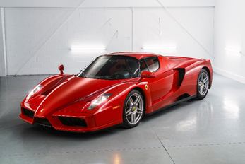 200214 2003 Ferrari Enzo (Credit - David Bush ©2020 Courtesy of RM Sotheby's)