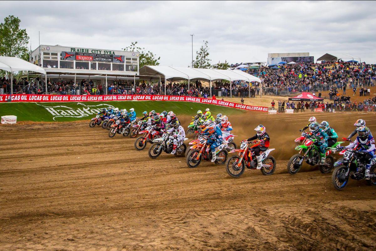 2020 Lucas Oil Pro Motocross Championship, from the legendary Hangtown Motocross Classic