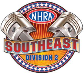 200220 NHRA DIVISION 2 - Southeast logo