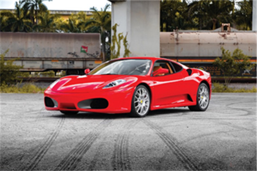 2005 Ferrari F430 (Credit – © 2020 Courtesy of RM Auctions)