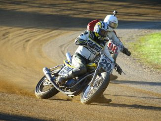 AMA Vintage Flat Track National Championship Series event [678]
