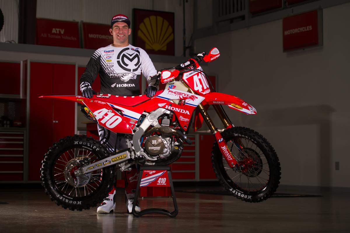 Andrew Delong - Phoenix Racing