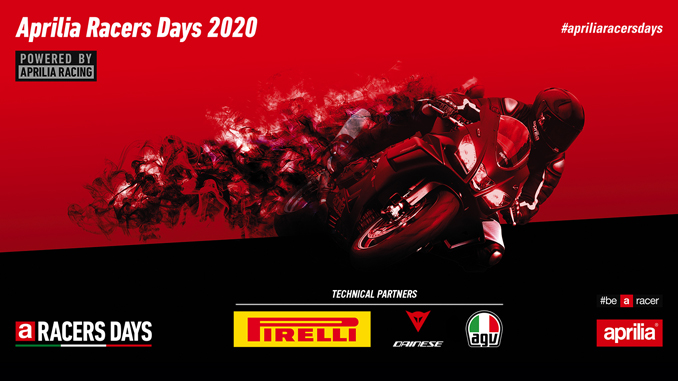 Aprilia Racers Days 2020 [678]