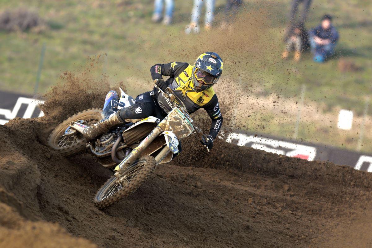Arminas Jasikonis – Rockstar Energy Husqvarna Factory Racing - Internazionali d' Italia MX series round 2 [3]