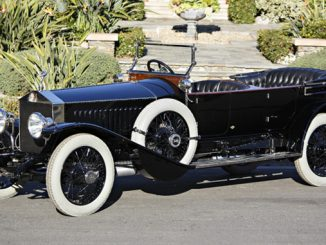 Award-Winning Edwardian Rolls-Royce Highlights Gooding & Company's 2020 Amelia Island Auction [678]