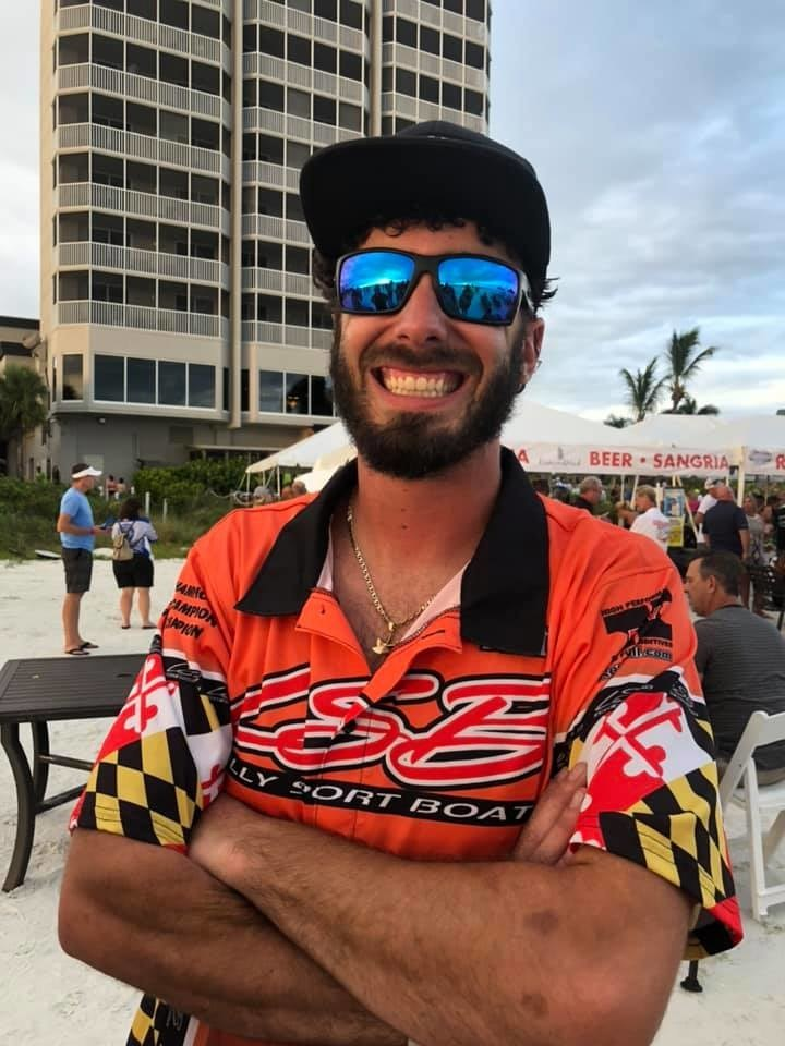APBA Hall of Champions racer Brit Lilly will fill in as driver when Travis is unable to attend.
