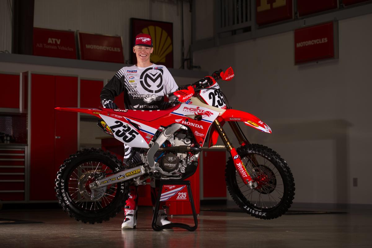 Brody Johnson - Phoenix Racing