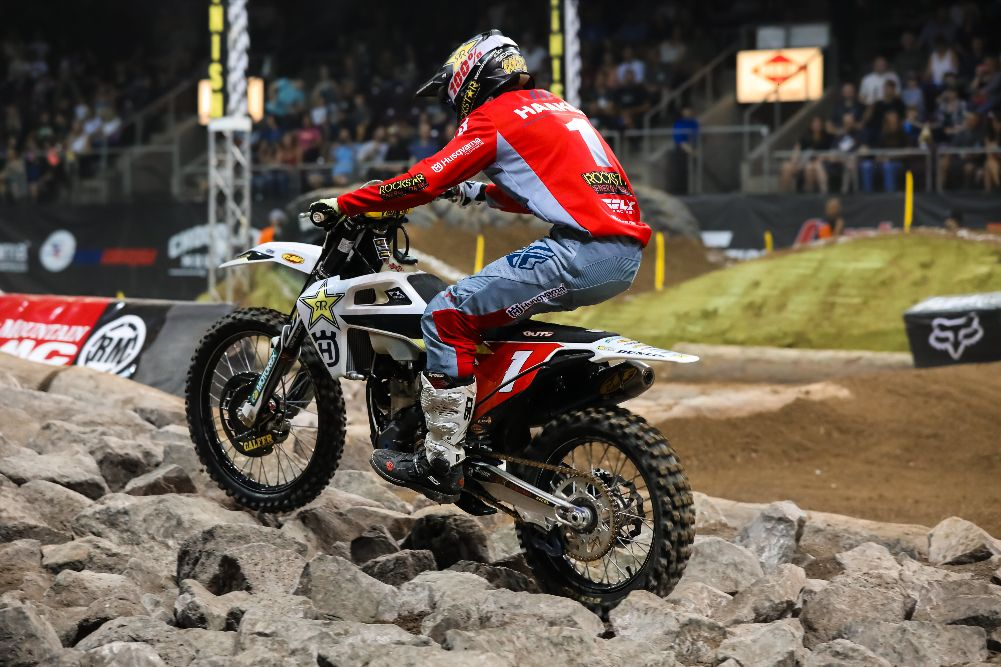 Colton Haaker won his third AMA EnduroCross championship in 2019