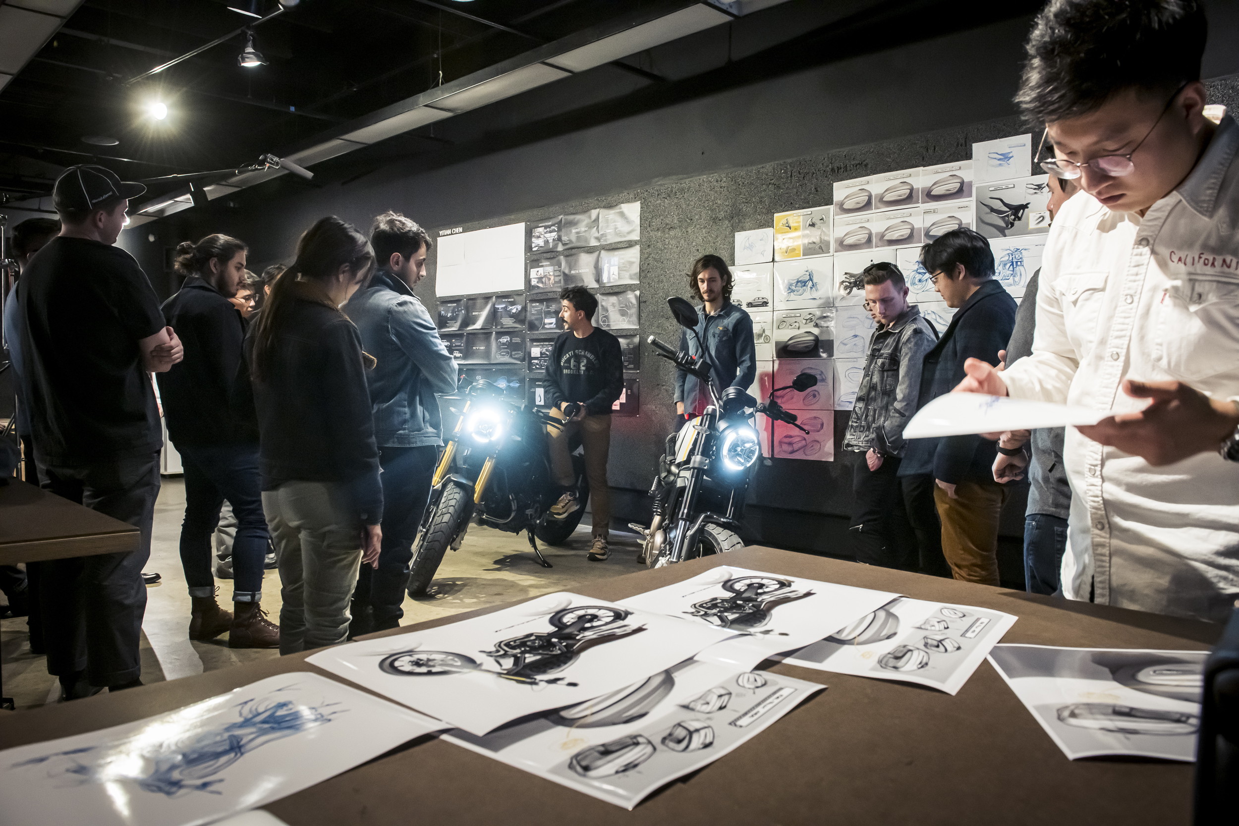 Ducati Scrambler 1100 PRO @ArtCenter College of Design [4]