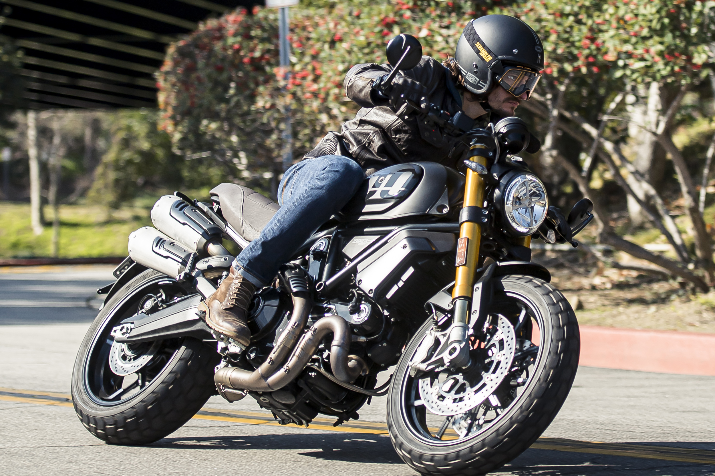 Ducati Scrambler 1100 Sport PRO [2.1]