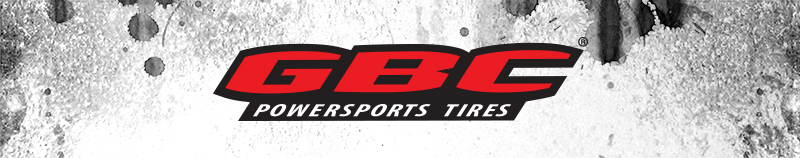 GBC Powersports Tires banner