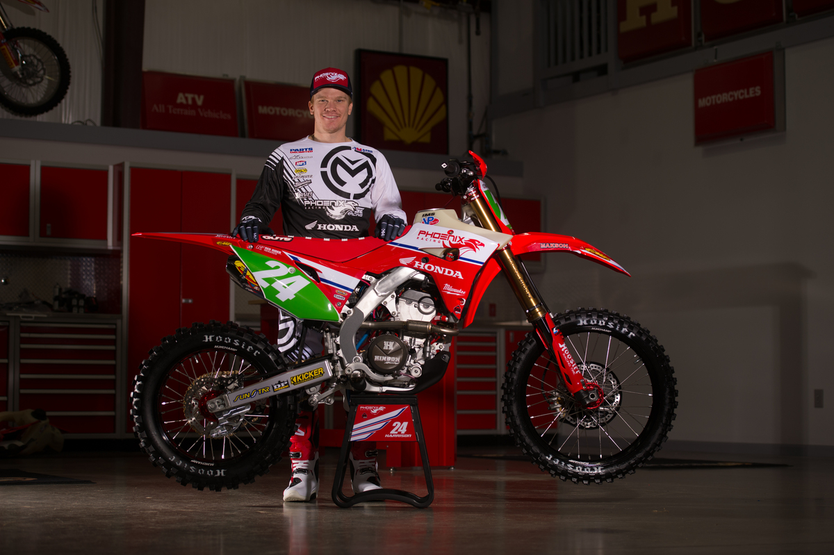 Heath Harrison - Phoenix Racing