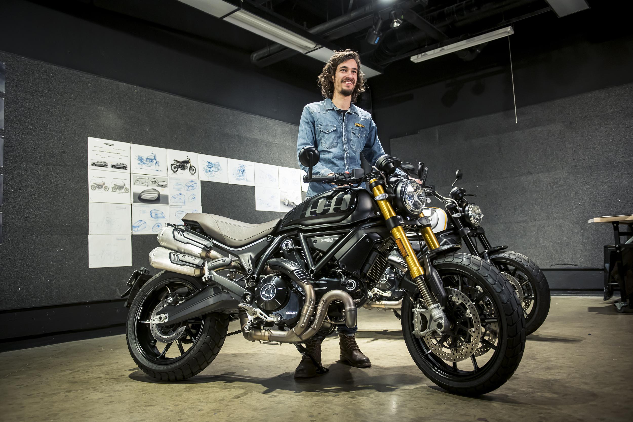 Jeremy Faraud (Ducati Centro Stile Designer) [3]