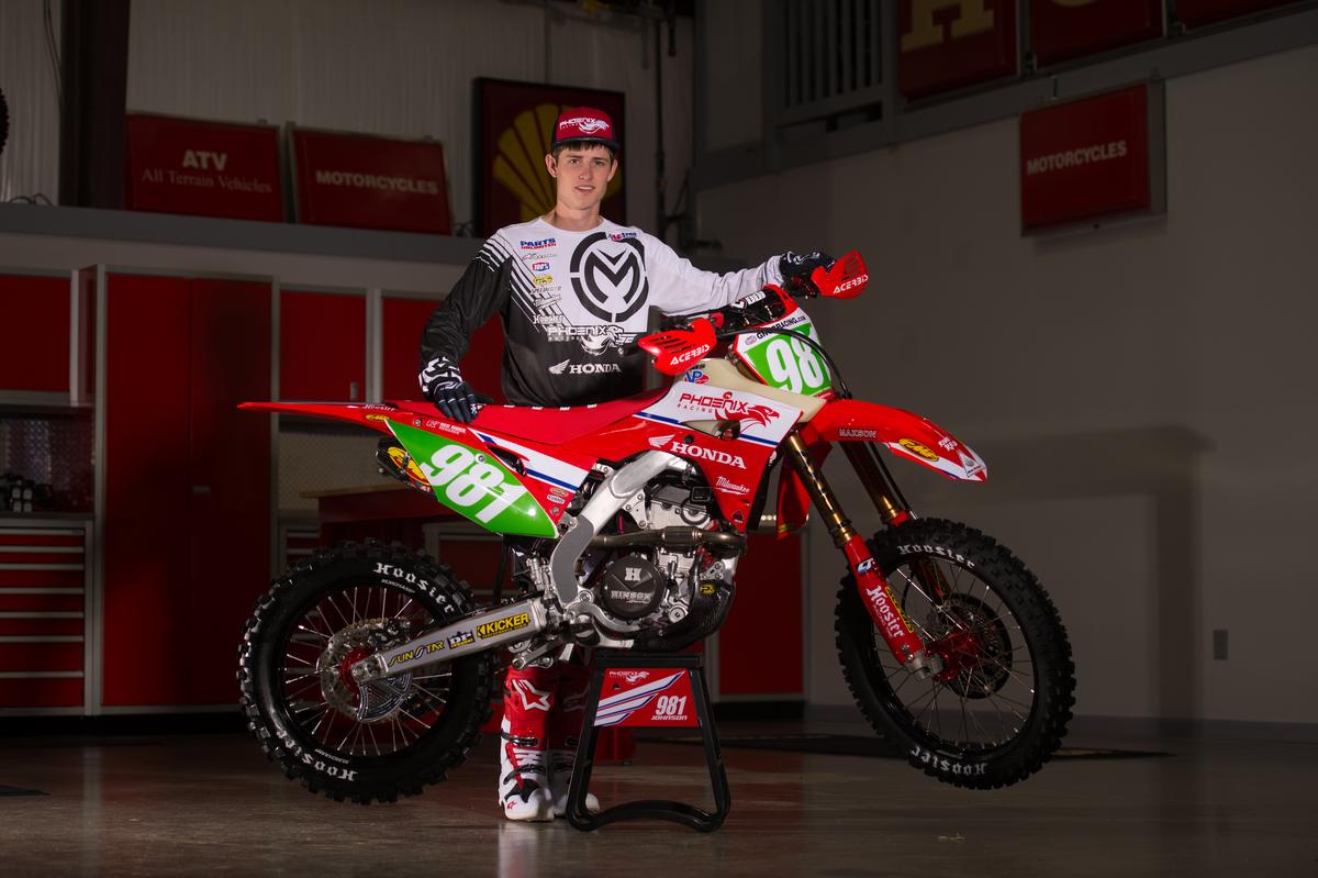 Jonathan Johnson - Phoenix Racing