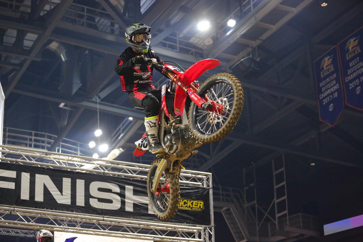 Kyle Peters, Phoenix Racing
