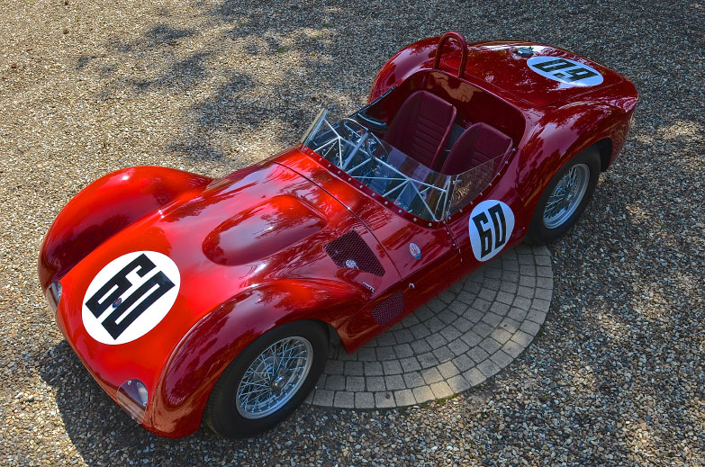 Maserati Birdcage Tipo 61 #2459