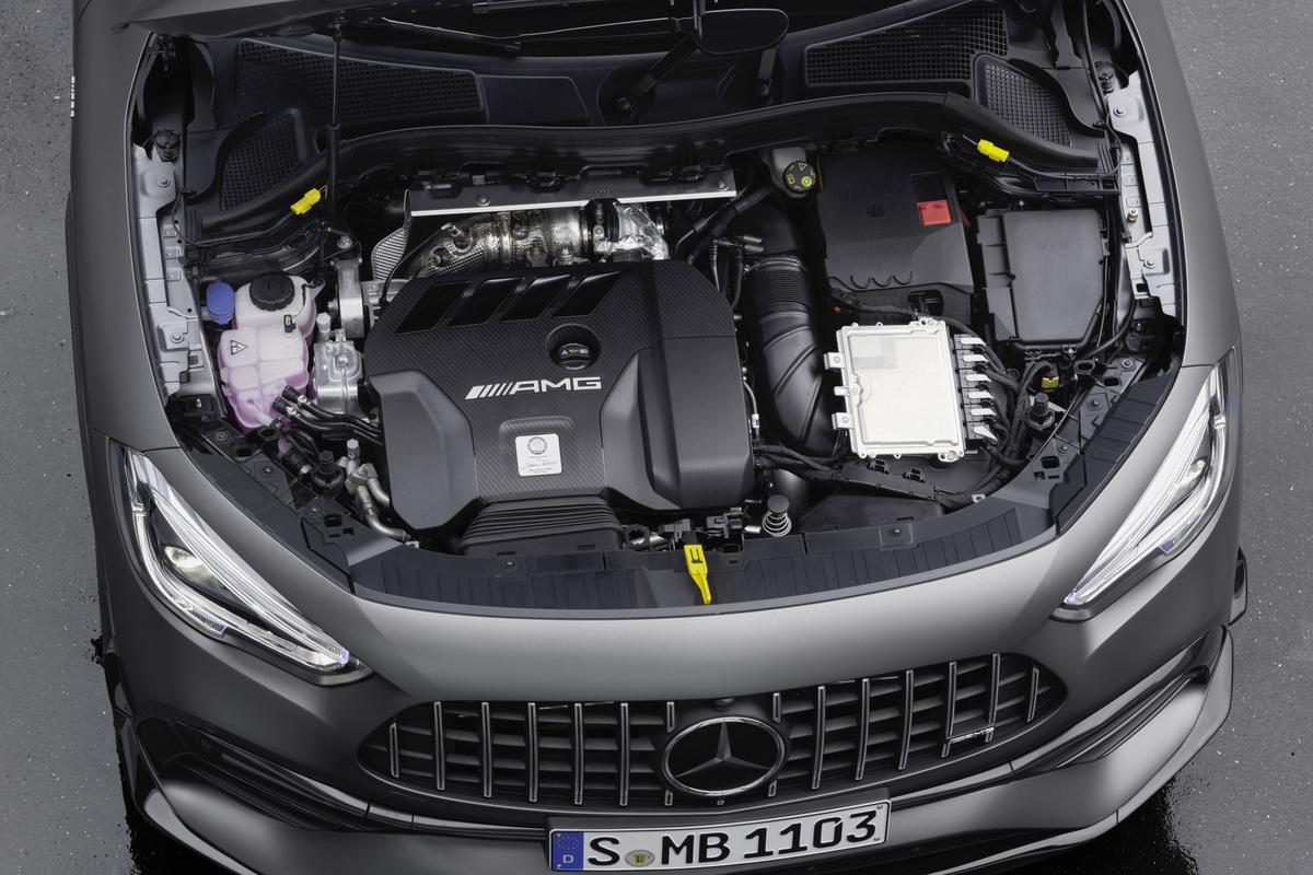 Mercedes-AMG GLA 45 [6]
